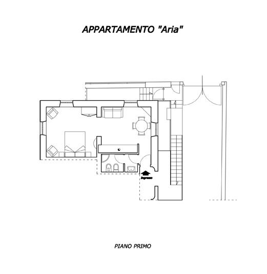 appartamento aria