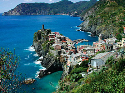 not to be missed, from Bocca di Magra to Pisa, Cinque Terre, Portovenere